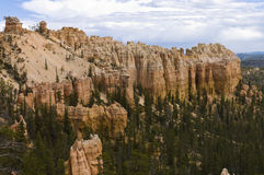 Fairyland Point at Bryce Canyon Royalty Free Stock Image
