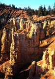 Fairyland Point, Bryce Canyon National Park. Royalty Free Stock Photography