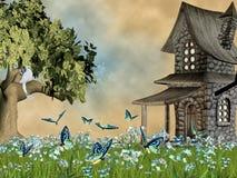 Fairylawn Stock Photo