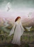 Fairytale royalty free illustration