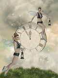 fairytale ilustración del vector