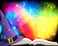 Fairytale background Stock Photography