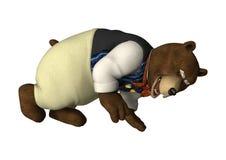 Fairytale Bear Stock Photo