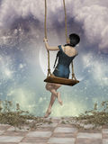 Fairytale Royalty Free Stock Photo