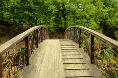 Fairytale bridge Royalty Free Stock Photos