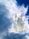 Fairytale Castle royalty free illustration