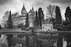 Fairytale Castle. Royalty Free Stock Photography