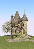 Fairytale Castle Royalty Free Stock Photography