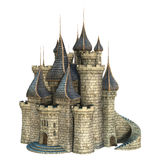 Fairytale Castle Royalty Free Stock Images