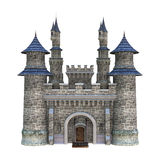 Fairytale Castle Stock Photography