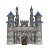 Fairytale Castle vector illustration
