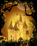 Fairytale Castle Stock Photos