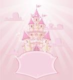 Fairytale castle Royalty Free Stock Photos