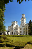 Fairytale Castle, Romantic Castle Hluboka Royalty Free Stock Images