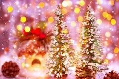 Fairytale Christmas Royalty Free Stock Photo