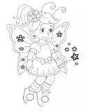 Fairytale elf Royalty Free Stock Photo