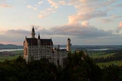 fairytale Füssen Stock Fotografie