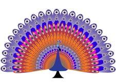 Fairytale Firebird Stock Photo