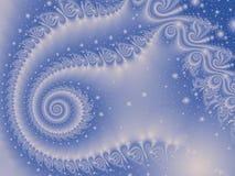 Fairytale Fractal vector illustration