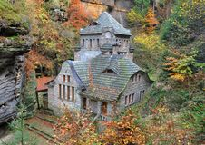 Fairytale house Royalty Free Stock Photography