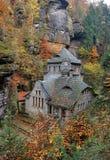 Fairytale house Royalty Free Stock Photography