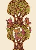 Fairytale  illustration Stock Photo
