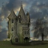 Fairytale Place Royalty Free Stock Photography