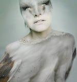 Fairytale portrait Stock Photography