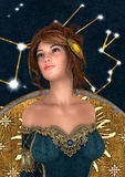 Fairytale Princess Royalty Free Stock Photo