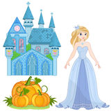 Fairytale Set Stock Photography