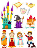 Fairytale set Royalty Free Stock Photo