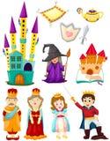 Fairytale set Royalty Free Stock Photo