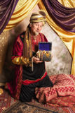 Fairytale treasure Royalty Free Stock Image