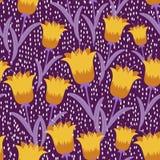 Fairytale tulips Stock Photos