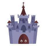 Fairytalekasteel Royalty-vrije Stock Foto