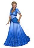 Fairytaleprinses Royalty-vrije Stock Foto