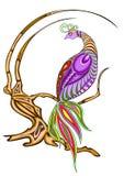 Fairytalevogel Stock Foto