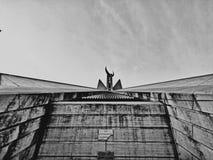 Faisal Moschee stockfotos