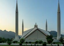 Faisal Moschee Lizenzfreies Stockfoto