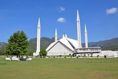 faisal shah мечети стоковое фото
