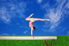 Faisceau d'équilibre Image stock