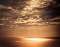 Faisceau de Sun photo libre de droits