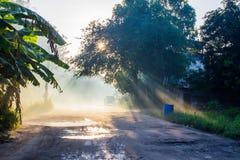 Faisceau du soleil Photographie stock libre de droits
