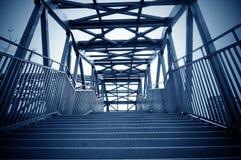 Faisceaux de soutien de pont Photos stock