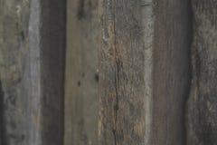 Faisceaux en bois de grange Images stock