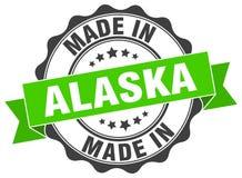fait dans le joint de l'Alaska Images stock