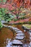 fait du jardinage le Japonais Image stock