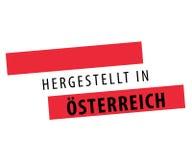 Fait en l'Autriche - le Hergestellt dans Ã-sterreich Photos stock