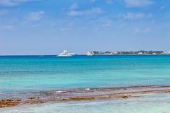 Les Îles Caïman Photo libre de droits