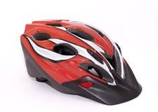 Faites du vélo le casque Images libres de droits